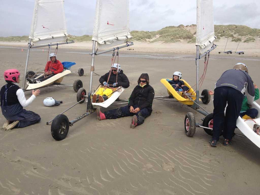 Vacances Sportives 2013 - Crédit photo Handisport Picardie