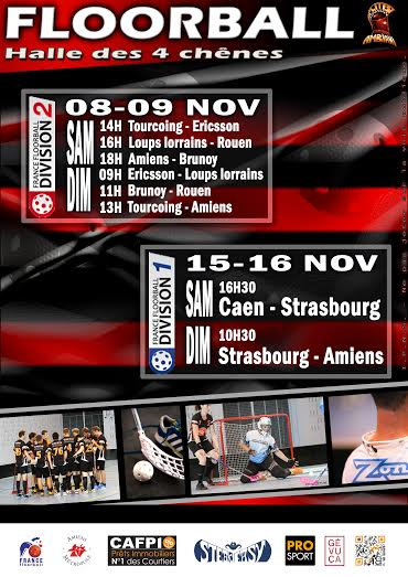 programme_floorball_hoplites_gazette_sports_amiens