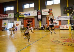volley ball almvb vs clamart 0001 - leandre leber - Gazettesports