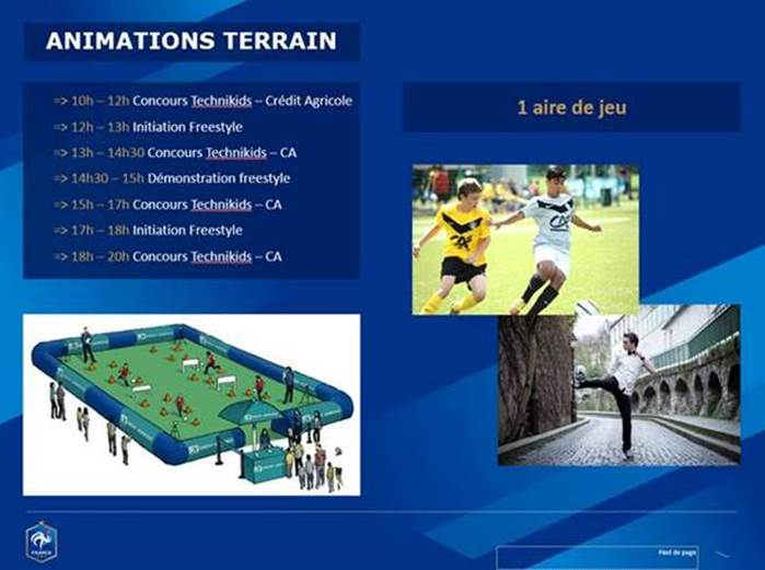 programme fff tour