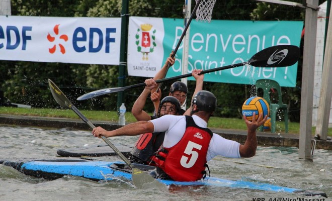 Kayak polo c 39 est la coupe de la ligue gazette sports - Ligue nord pas de calais tennis de table ...