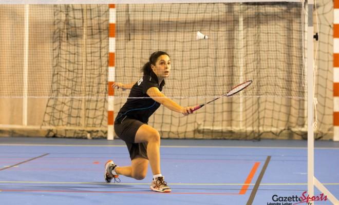 badminton l 39 auc cherchera les points domicile gazette sports le sport amiens. Black Bedroom Furniture Sets. Home Design Ideas
