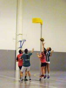 Korfball ASKA victoire