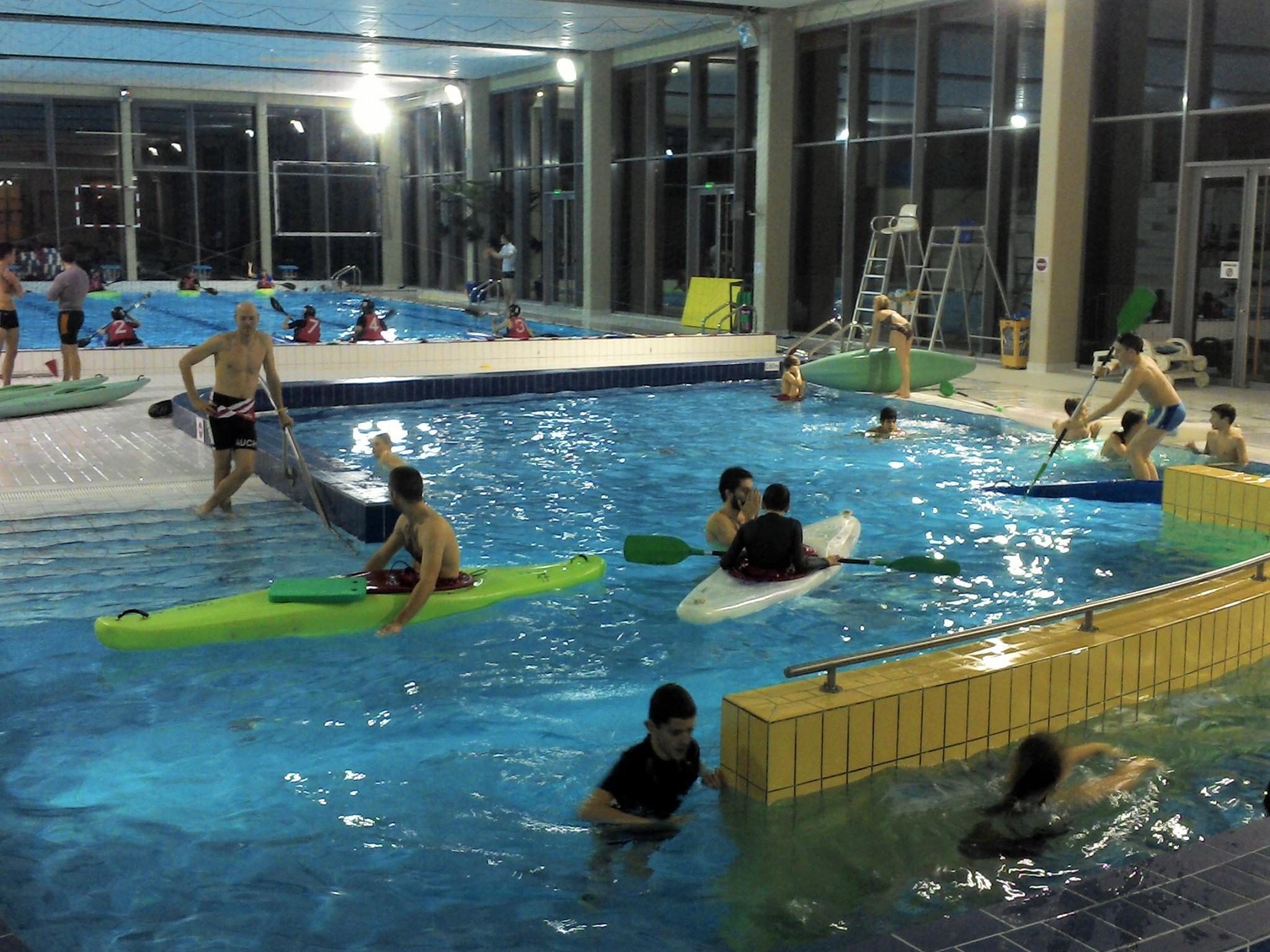 Le kayak samarien a explos le compteur du t l thon for Cheb hichem 2015 la piscine