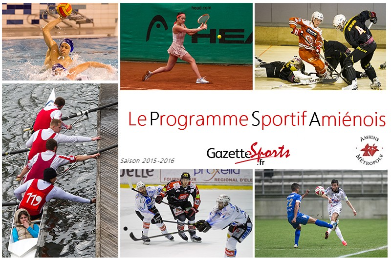 Programme sport amiens
