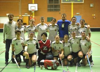 Valkyries floorball- amiens- gazettesports