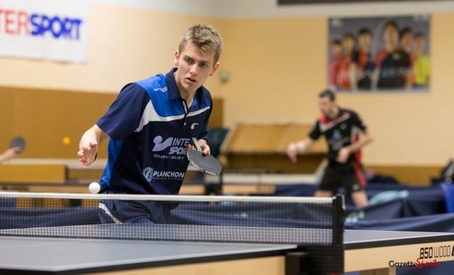 Portrait sur jesper hedlund gazette sports le sport amiens - Wake sport tennis de table ...