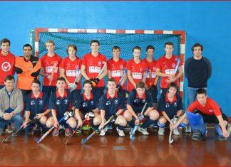 U19, amiens sport club hockey en salle