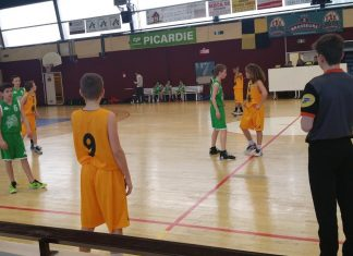 basket ball, esclams b