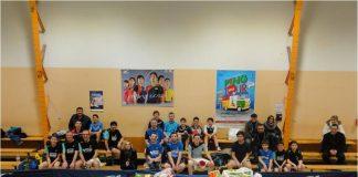Les participants du tournoi Restos du coeur 2016-astt