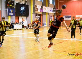 handball -aph vs nanterre 006 - leandre leber - gazettesports