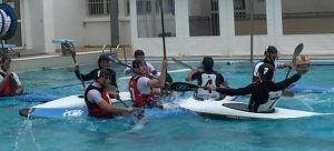 kayak polo
