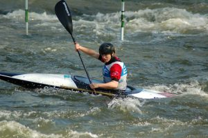 camille andrieux rivery kayak