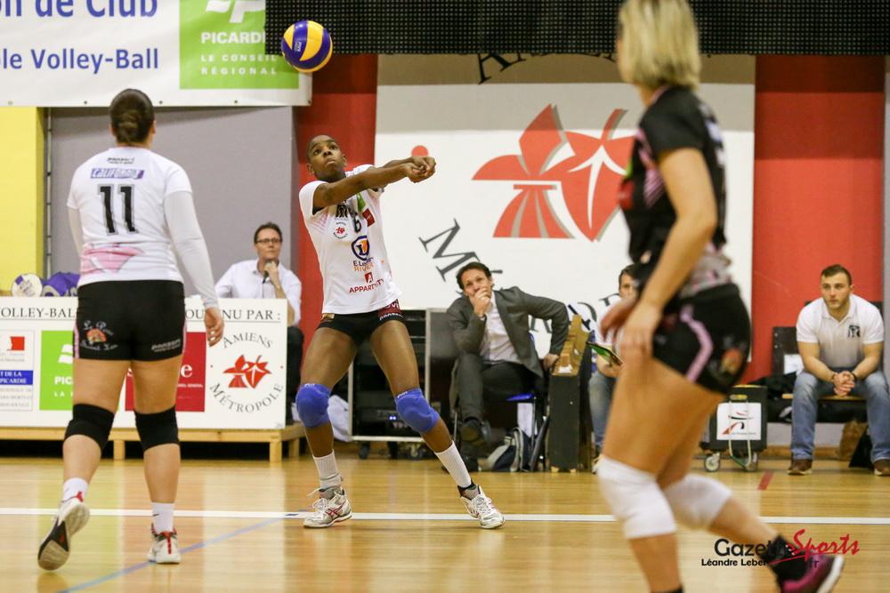 place volley almvb vs poitiers 0006 - leandre leber - gazettesports