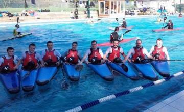 equipe reserve kayak polo loeuilly