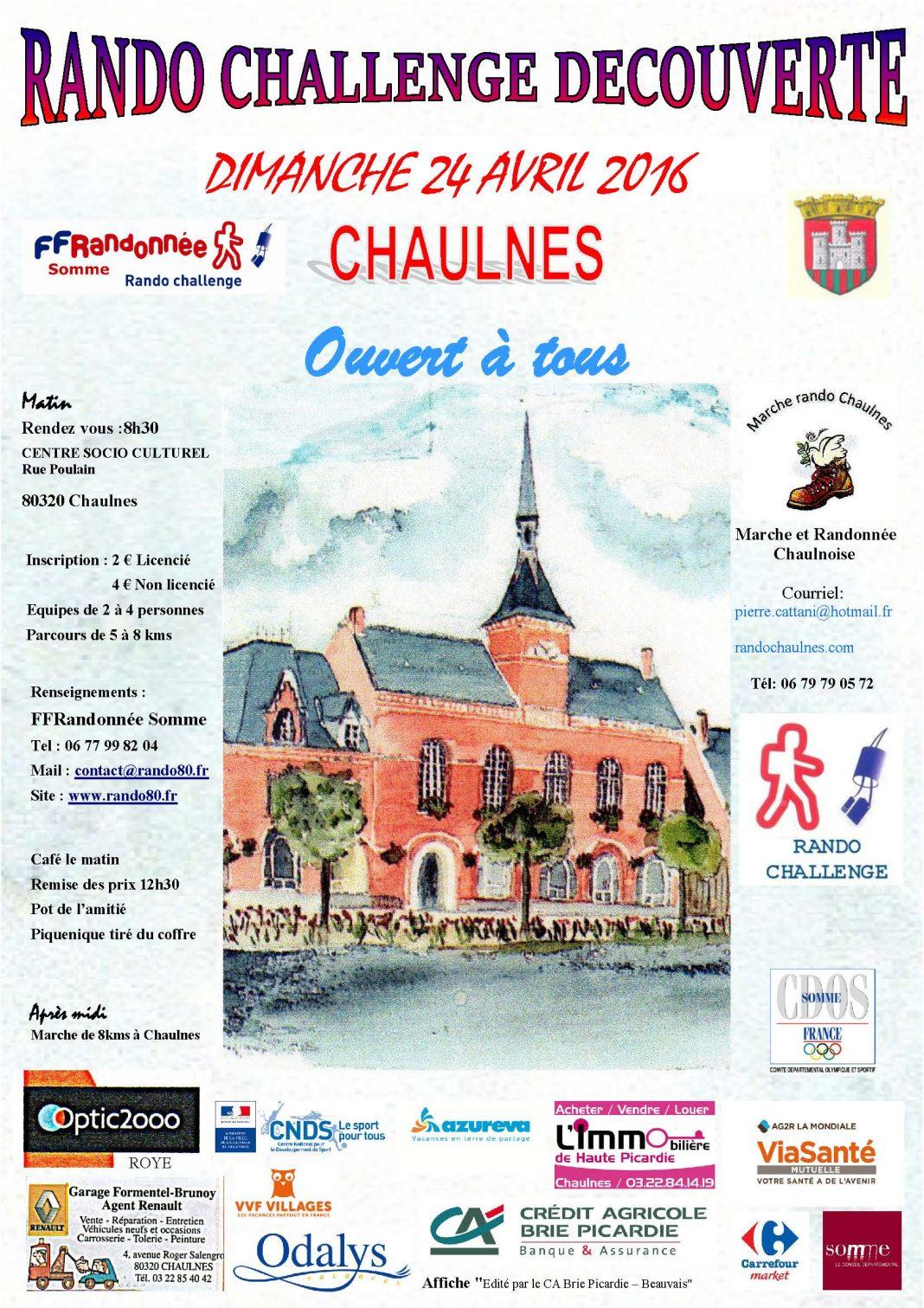 rando challenge chaulnes