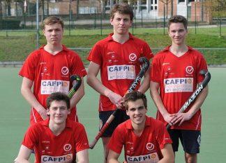 hockey sur gazon equipe de france u18