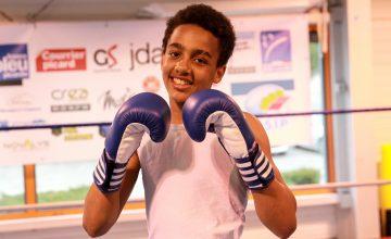 Dejhi Fayes remporte le titre sur l'île de la Réunion. Photo : Mohammed Oudji