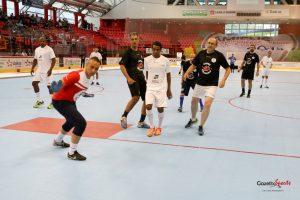 De beaux matches disputés dans une ambiance conviviale. Photo : Leandre Leber - Gazettesports.fr