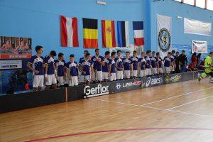 Les U19 français ont fourni de bien belles prestations lors de ces qualifications. Photo : France Floorball