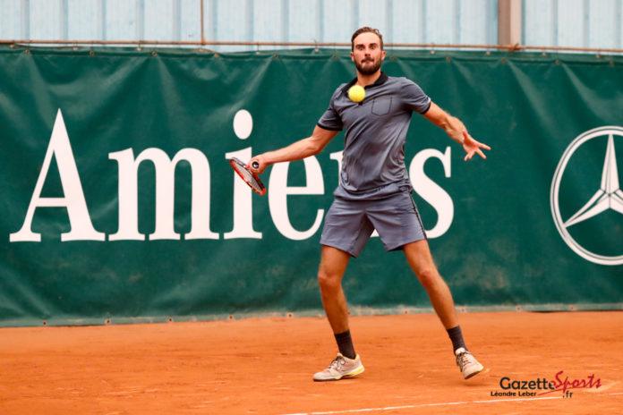 Louis Quennessen victorieux au tournoi de l'AAC Tennis