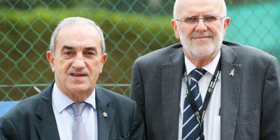 Tennis : «Le handicap devient secondaire» J. Gachassin