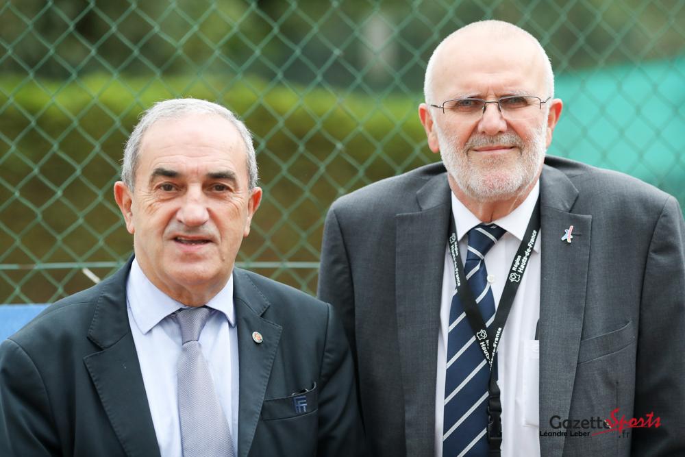 Jean Gachassin et André de Saint-Martin
