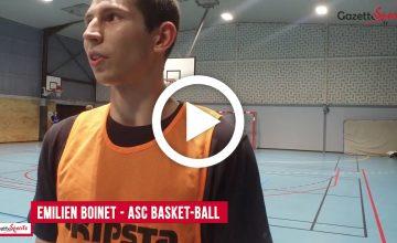 Basket ball fin de match cruelle pour longueau gazette for Domon frederic