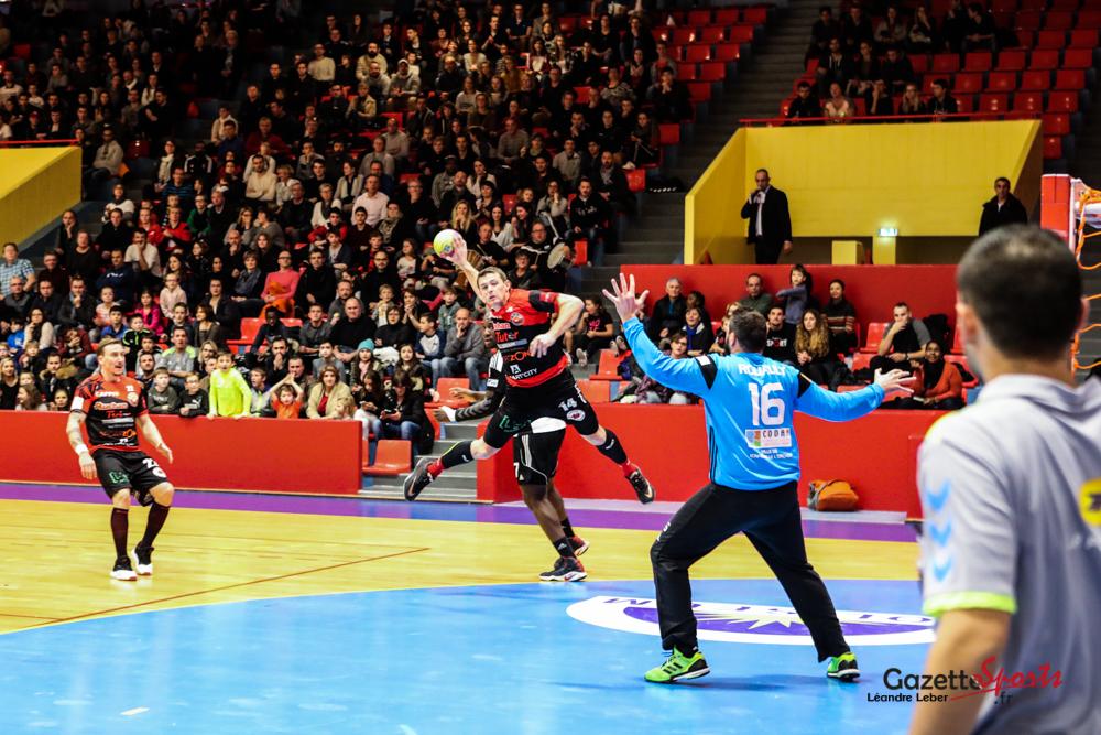 Clément Bonin a été le meilleur buteur du match
