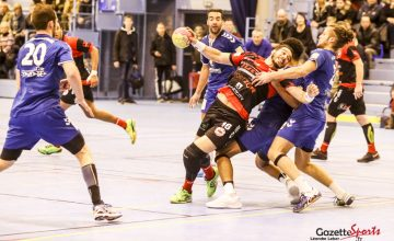 Ryadh Souid connait bien l'équipe de Semur en Auxois pour y avoir joué ! Photo : Leandre Leber - Gazettesports