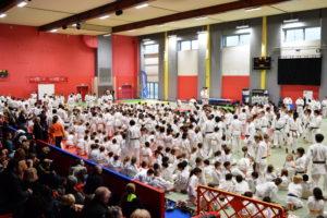 700 judokas au Coliseum