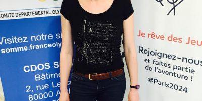 Aude Mondouet : « Il y a le bon et le mauvais stress »