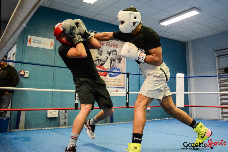 Boxe L Amiens Boxing Club Accueille Un Champion Du Monde