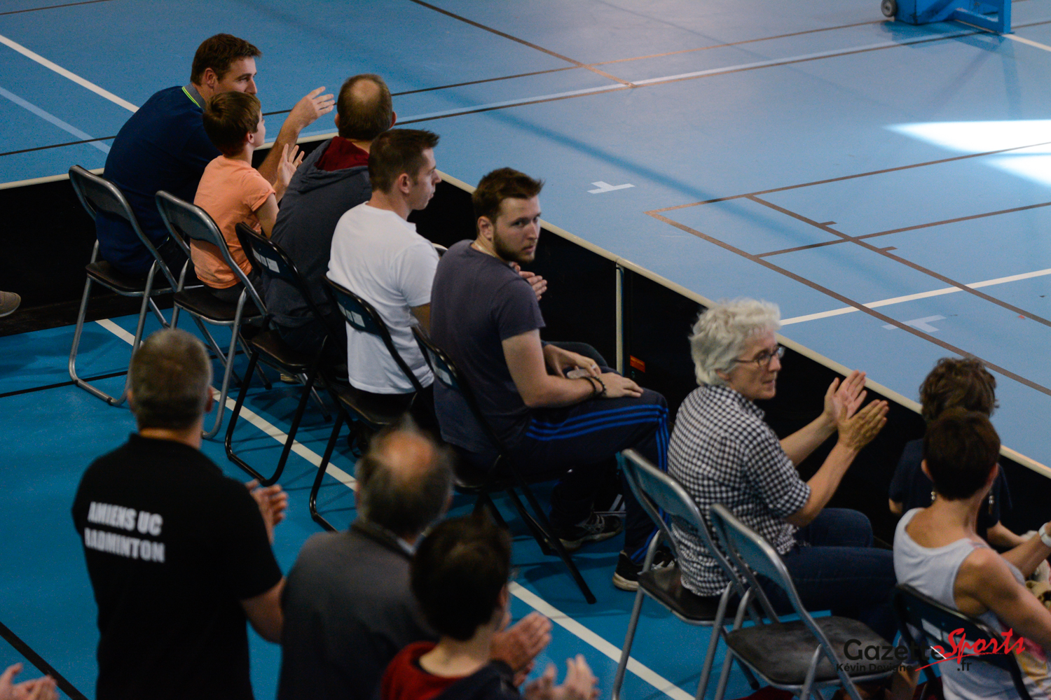 BADMINTON: AUC finds its viewers