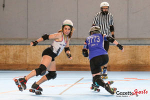 Rolling Candies vs Namur Roller Girls C