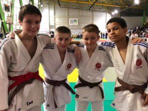 ASC Judo - Tournoi National (Minimes)