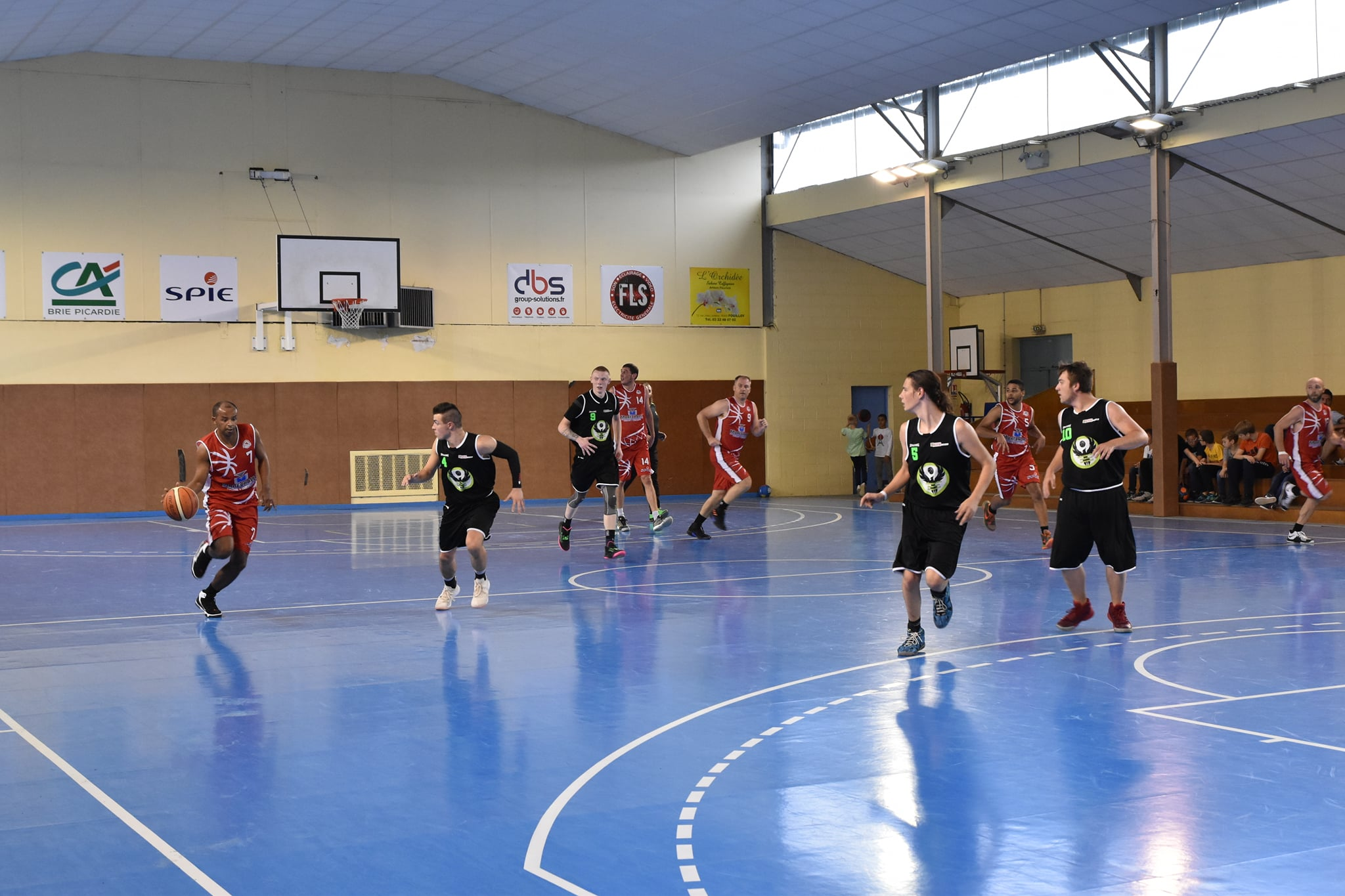 US Boves Basket-Ball