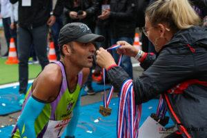 Athletisme Course 100km Champion De France Arrivée Gazettesports Coralie Sombret 3