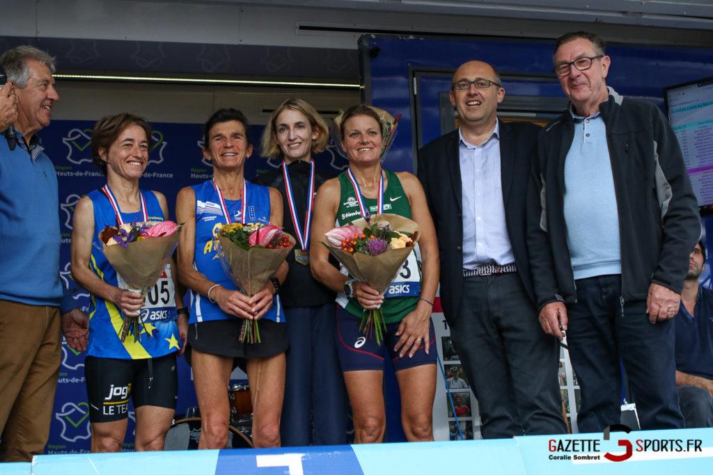 Athletisme Course 100km Champion De France Arrivée Gazettesports Coralie Sombret 46