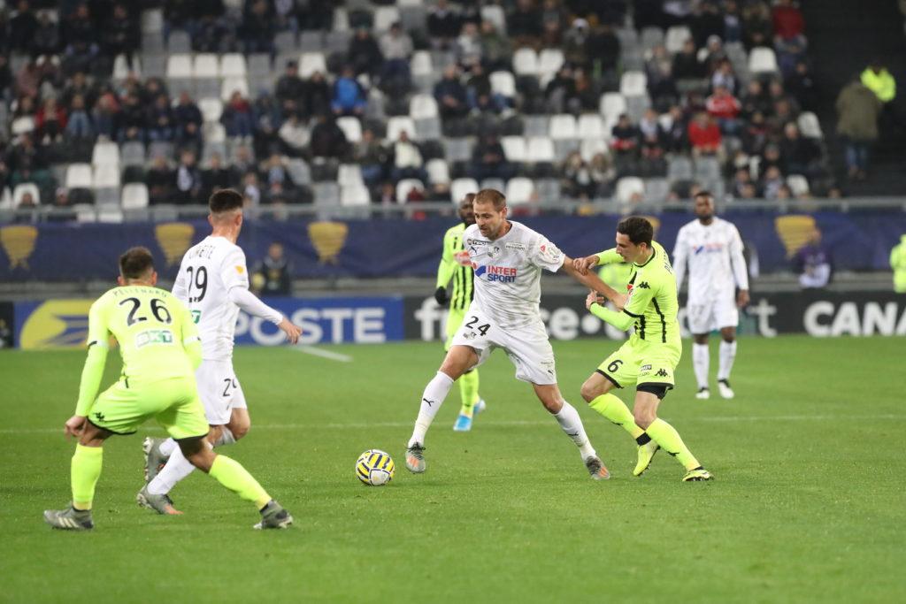 Amiens Coupe Ligue 2 2