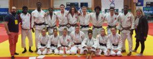 Cadets Cadettes, ASC Judo
