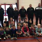 Ecole De Ballon Au Poing 16 12 2018