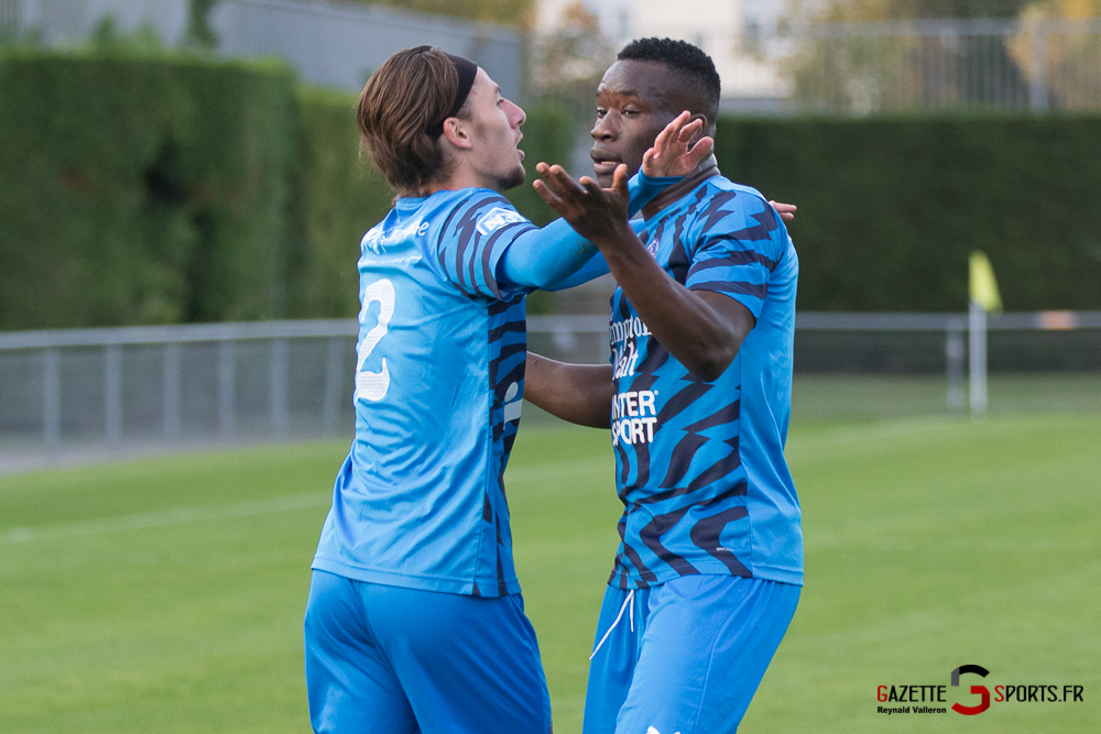 Football Aca Vs Valenciennes (reynald Valleron) (11)