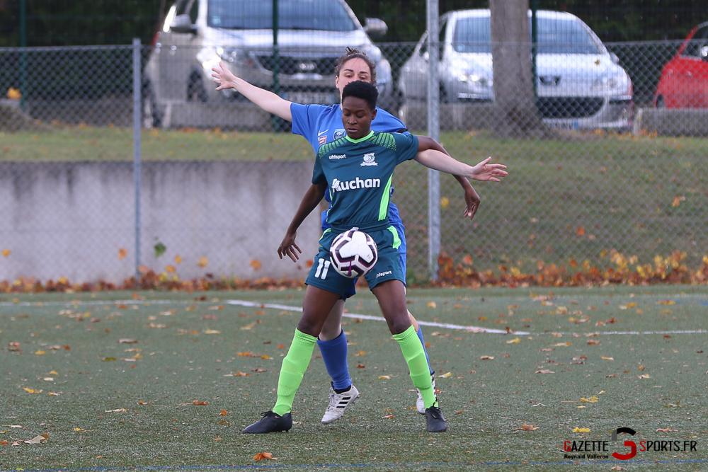 Football Feminin Longueau Vs Henin Beaumont (reynald Valleron) (1)