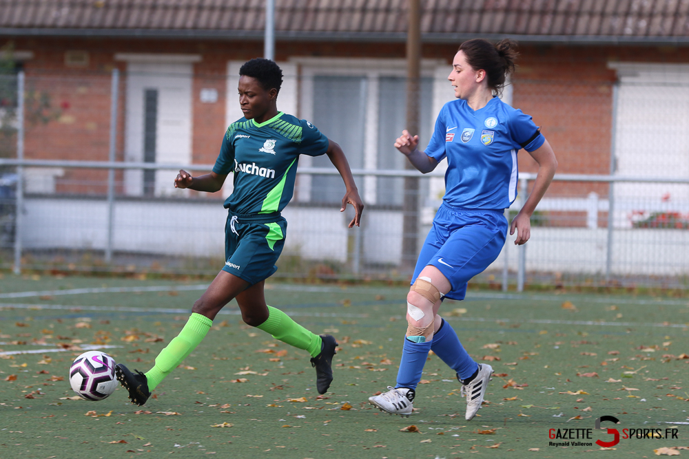 Football Feminin Longueau Vs Henin Beaumont (reynald Valleron) (13)