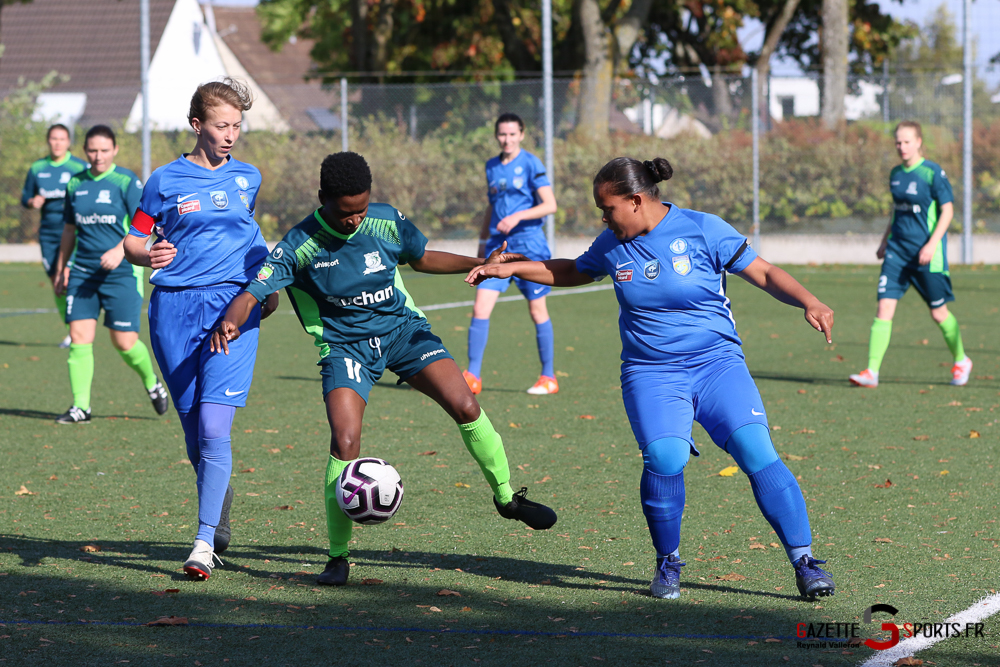 Football Feminin Longueau Vs Henin Beaumont (reynald Valleron) (19)