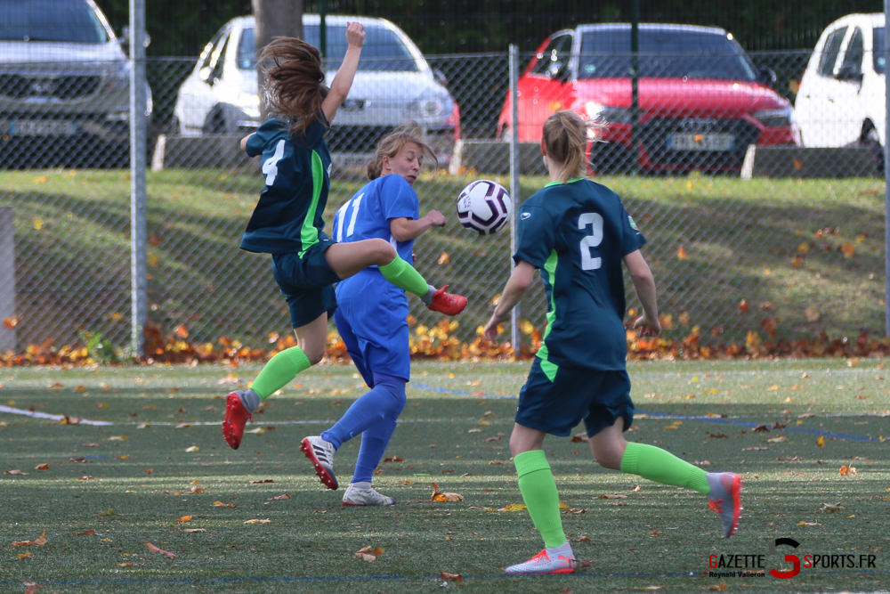 Football Feminin Longueau Vs Henin Beaumont (reynald Valleron) (2)