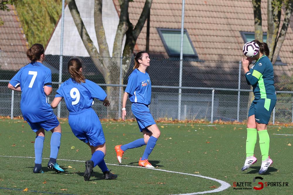 Football Feminin Longueau Vs Henin Beaumont (reynald Valleron) (23)