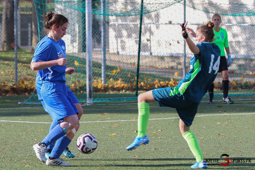 Football Feminin Longueau Vs Henin Beaumont (reynald Valleron) (25)