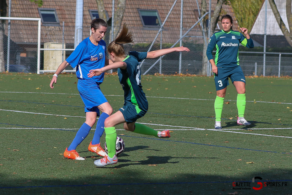 Football Feminin Longueau Vs Henin Beaumont (reynald Valleron) (28)